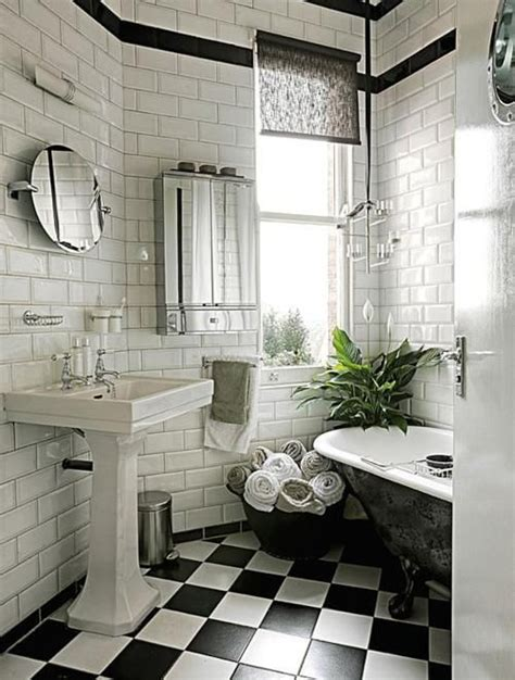 black and white tiled bathroom ideas 30 bathroom color schemes you never knew you wanted