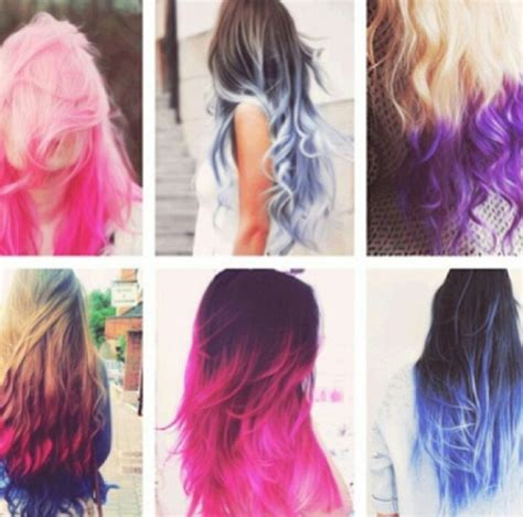 cool dyed hairstyles cool hair dye hair beauty pinterest