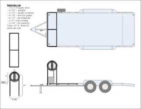 Trailer Tire Rack Plans Wtb Or Build Tire Rack For Trailer Template Pics