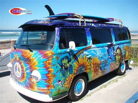 volkswagen van hippie the coolest vw hippie bus in the world classic cars