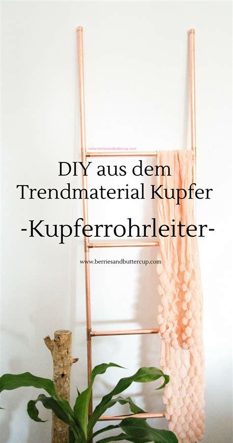 Deko Selber Machen 4434 by Diy Kupfer Kupferrohrleiter Schritt F 252 R Schritt