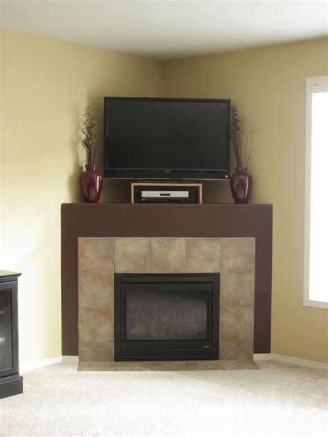 Corner Fireplaces With Tv Above by 12 Clever Ways To Make Use Of Corners Architecture Design