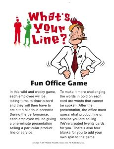 christmas games in office best printable