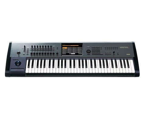 Keyboard Korg Synth korg kronos x 61 keyboard synthesizer workstation 61 key