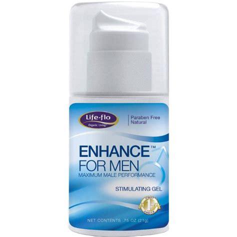 Life Flo Products Enhance For Men Stimulating Gel .75 oz L Arginine Results