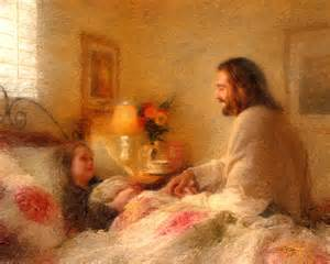 Comforter Company The Comforter Painting By Greg Olsen