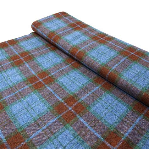 rob roy tartan material kilts more
