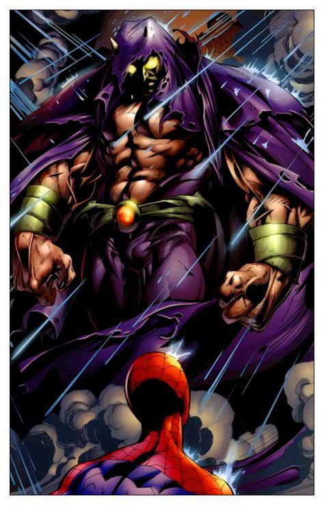 vs ultimate 616 spider man vs ultimate green goblin battles comic vine