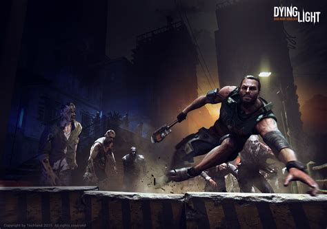 the of dying light 36 escape the level
