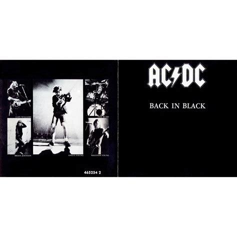 Back In Black 3 by Back In Black Albert Ac Dc Mp3 Buy Tracklist