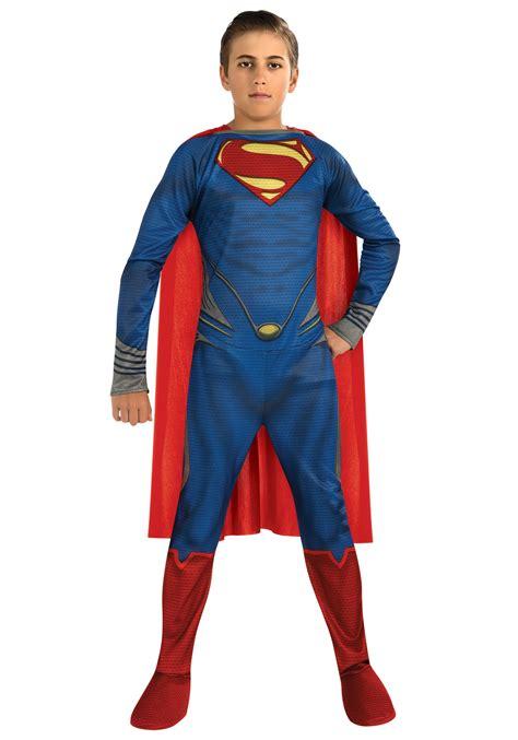 superman costume superman tween costume