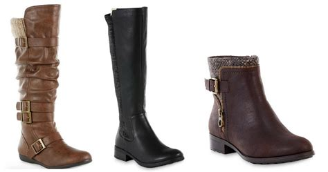 sears 60 women s boots prices start at just