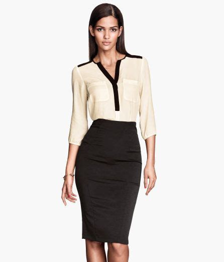 pencil skirt h m yes