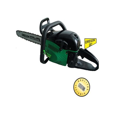 Gergaji Mesin Chainsaw harga jual green ou gs6000 mesin gergaji kayu chainsaw 20 inch