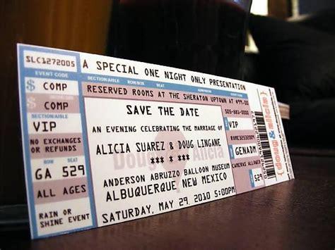 Concert Ticket Invitation Template Diabetesmang Info Concert Ticket Wedding Invitation Template