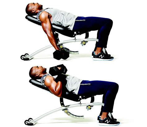 curl incline 30 minute chest workout day iii s fitness