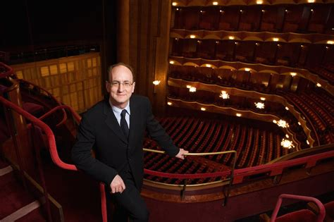 house manager the metropolitan opera s general manager peter gelb in an exclusive three part