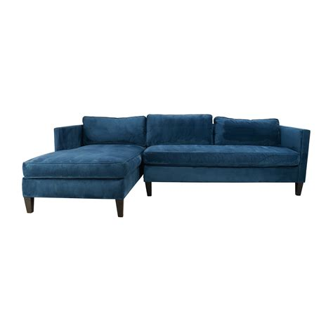 west elm dunham sofa sectionals used sectionals for sale