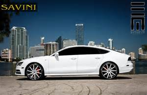 audi a7 savini wheels sv37 c exclusive motoring