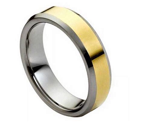 comfort fit tungsten wedding bands men s tungsten carbide wedding ring classic comfort fit