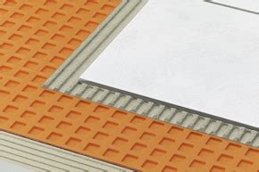 Ditra Mat Thickness by Schluter Ditra Tile Underlayment Home Construction
