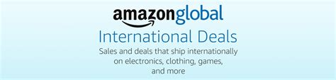 amazon international shipping amazon global international shipping made easy
