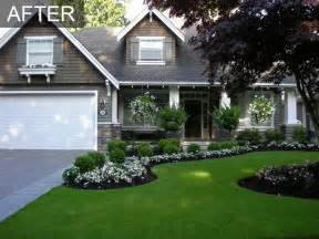 ideas front: front yard makeover front yard landscape plans