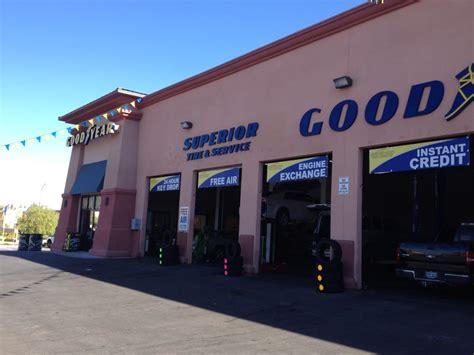 superior tire goodyear auto service center 20 photos