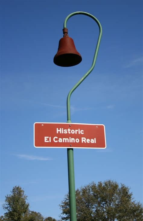 el camino real cervins central coast for whom the bell tolls california