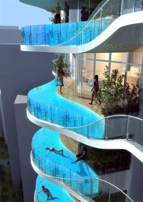 rooms with pools swimming pools on hotel room balcony daily picks and flicks