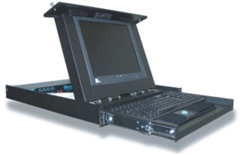 Server Rack Monitor by Rackview Electronics Rackview Rack Mount Lcd