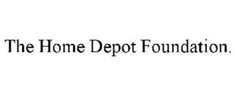 the home depot foundation trademark of homer tlc inc