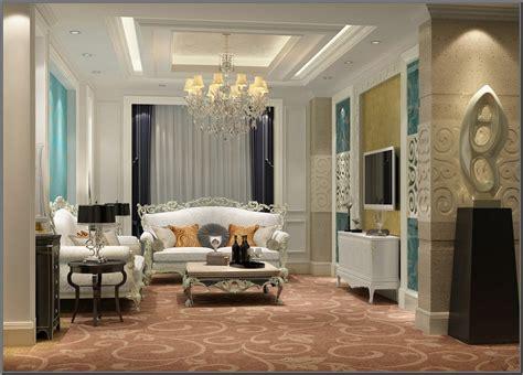 gambar ruang tamu mewah  elegan  rumah idaman
