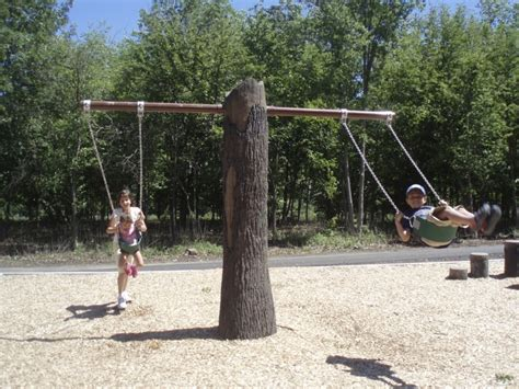 swing for a tree garden landscaping playful kids tree swings for backyard