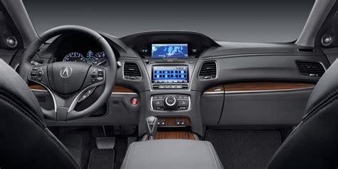 2014 acura rlx interior acura connected