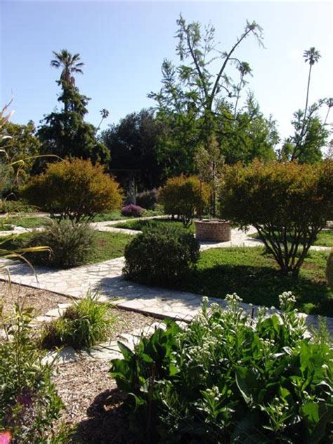 Arcadia Botanical Garden Los Angeles County Arboretum Botanic Garden The