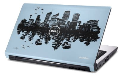 Dell Laptop Stickers