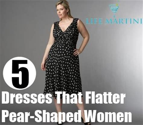 Items To Flatter A Pear Shape by 5 Dresses That Flatter Pear Shaped Style Me