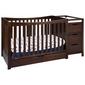 graco remi 4 in 1 convertible crib espresso baby cribs