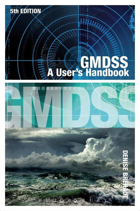 gmdss a user s handbook books gmdss a user s handbook by br 233 haut