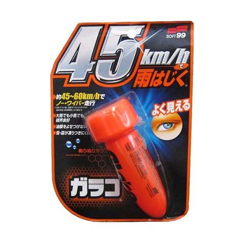 jual soft99 glaco roll on pembersih kaca mobil