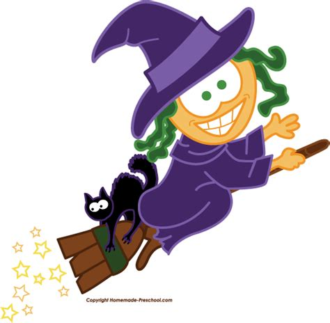 free witch clipart clipartix