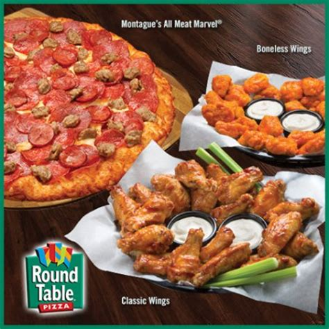 Table Pizza Locations by Out Your Meal With Classic Or Boneless Wings