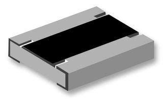 thick surface mount resistor rcl1218200rfkek vishay surface mount thick resistor side termination rcl series