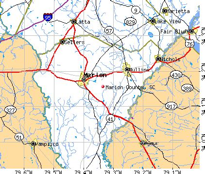 Marion County Sc Records Marion County South Carolina Detailed Profile Houses Real Estate Cost Of Living