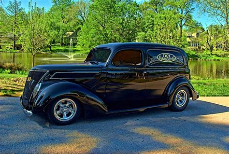 37 ford sedan delivery 1937 ford sedan delivery truck photograph by tim mccullough