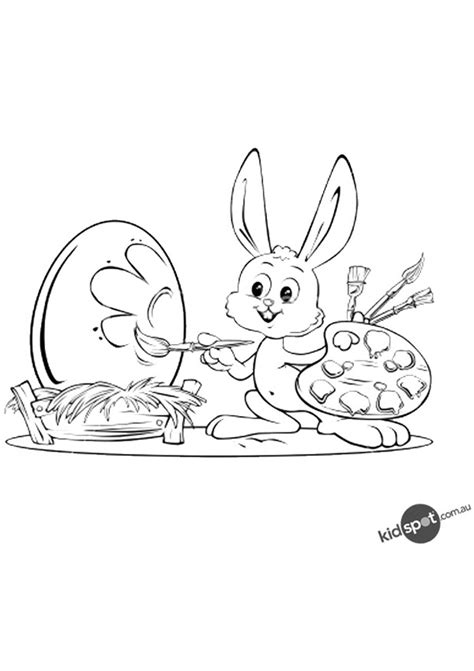 coloring pages easter bonnet free easter bonnet colouring page