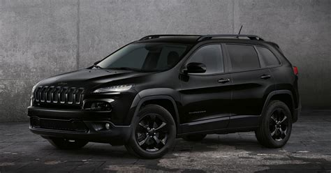 jeep cherokee blacked 2017 jeep grand cherokee will lead jeep s presence at