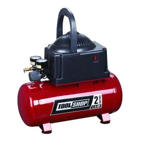 best shop air compressor tool shop 2 gallon air compressor at menards 174