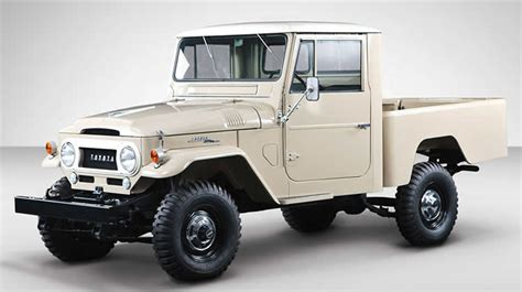 Toyota Land Cruiser For Sale For Sale 1964 Toyota Fj45 Land Cruiser Grab A Wrench